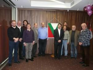 БХВО и делегацијата на МХЗ